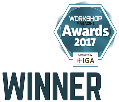 Workshop Awards Winner 2017
