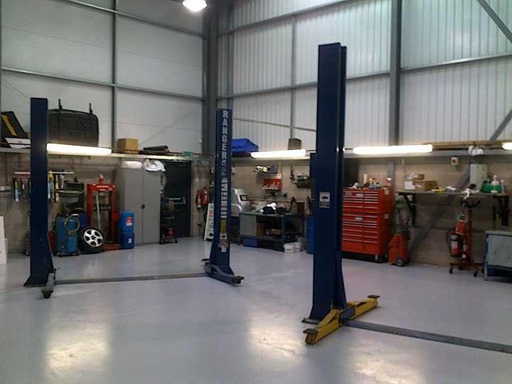 ACC UK Ltd Workshop